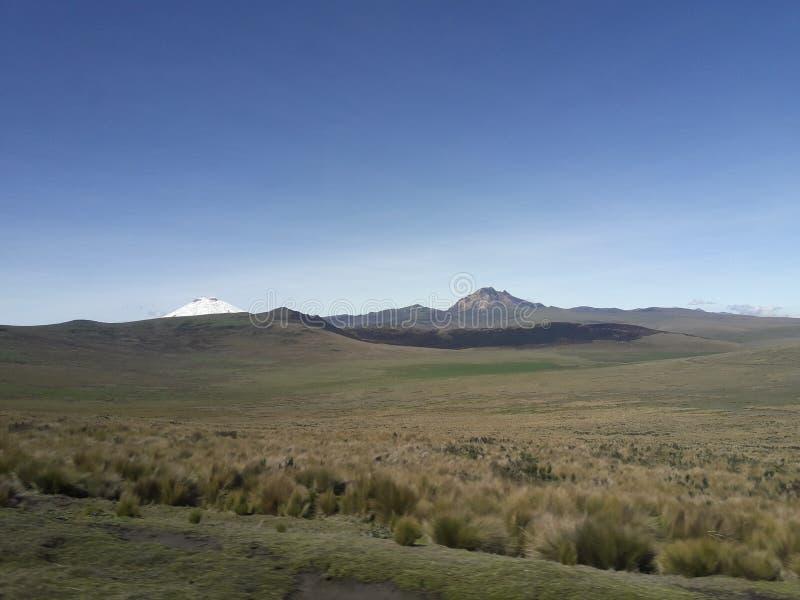 En Quito do ecuatoriana do naturaleza de Bella imagens de stock