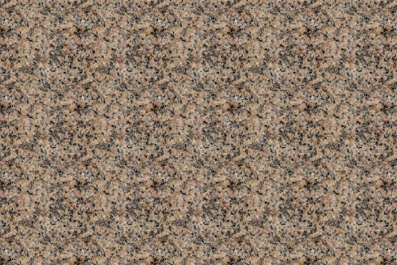 En sömlös modelltextur av naturlig grå och gul granitstenyttersida i fotoet arkivbild