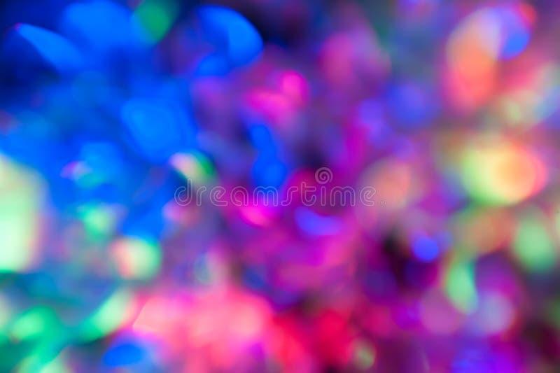En serie av färgstänk av färg Bakgrundsdesign av fractalmålarfärg och rik textur på temat av fantasi och kreativitet royaltyfria foton