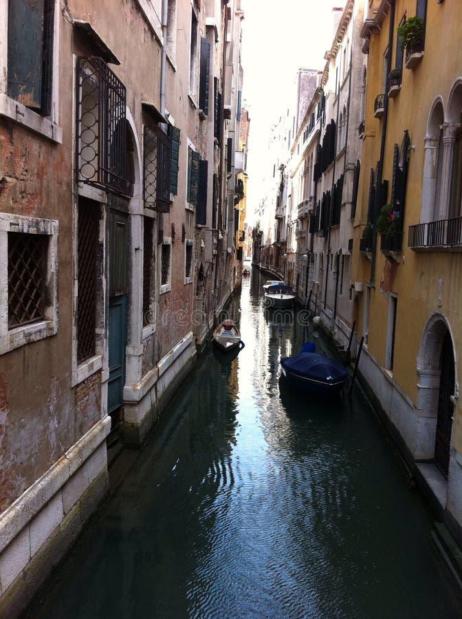 En Venecia fotografía de archivo