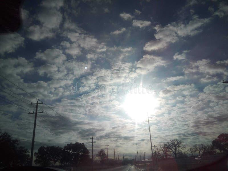 En vilken himmel som ska ses royaltyfri foto