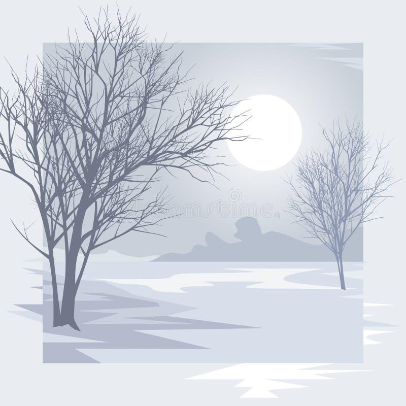 En vitare kupa av bleka © Procol Harum: -) vektor illustrationer