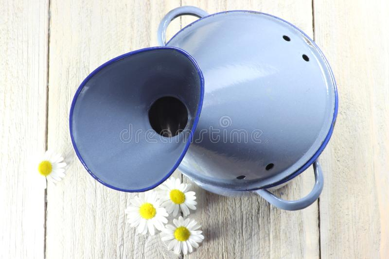 Enamel inhalator royalty free stock photos