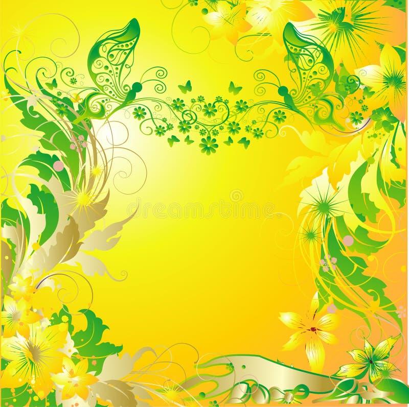 Download Enamoured butterflies stock vector. Illustration of blade - 8624196