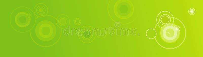 Encabeçamento retro/bandeira do Web ilustração royalty free