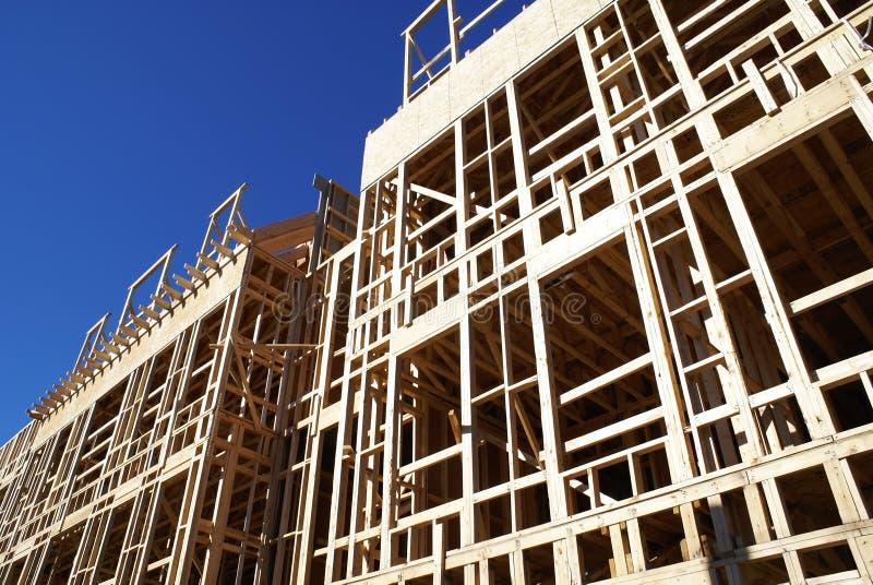 Download Encadrement en bois image stock. Image du cadre, développement - 2144673