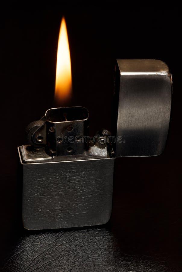 Encendedor de la gasolina imagen de archivo