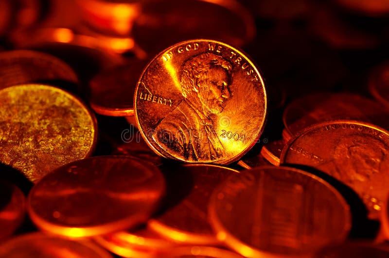 Download Encentmynt arkivfoto. Bild av valuta, lån, revisor, pengar - 229048