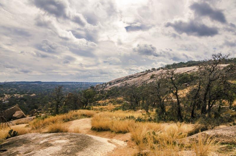 Download Enchanted Rock Texas stock image. Image of rock, left - 38998867