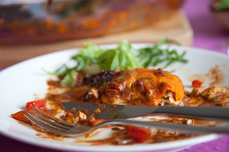 enchiladas fotografering för bildbyråer