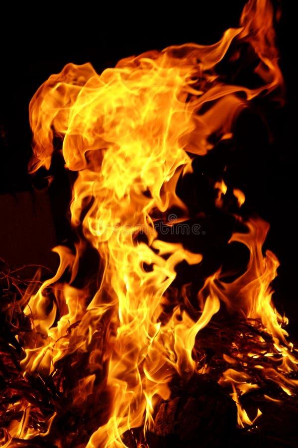 Encienda mi fuego foto de archivo