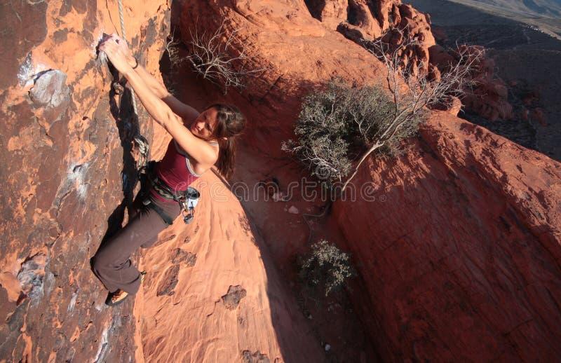 Encima de ascendente y lejos imagen de archivo