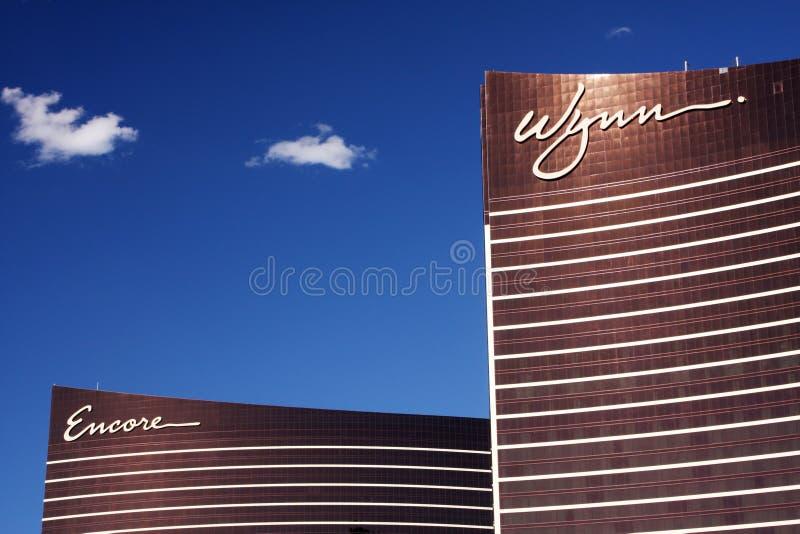 Encore de Wynn imagem de stock royalty free