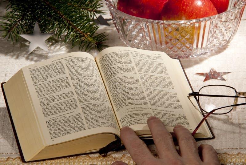 Encore-durée de Noël image stock