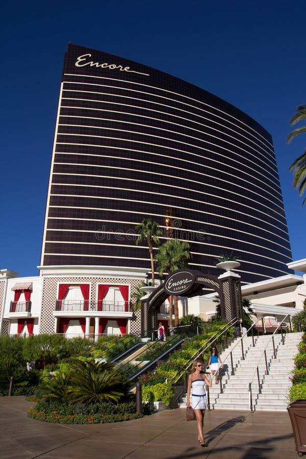 Free Encore Hotel And Casino Royalty Free Stock Photos - 21531818