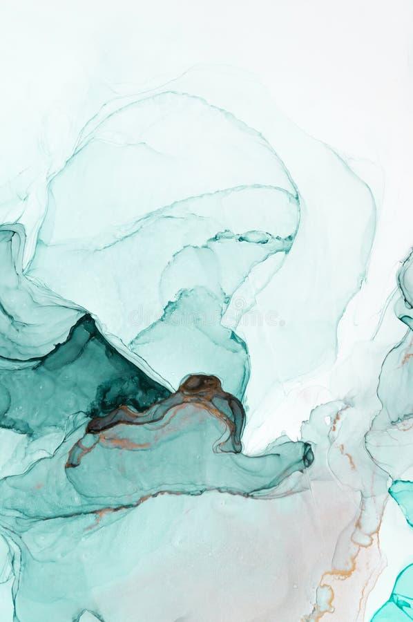 Encre, peinture, abstraite Fond abstrait coloré de peinture peinture à l'huile Haut-texturisée DetaInk de haute qualité, peinture images libres de droits