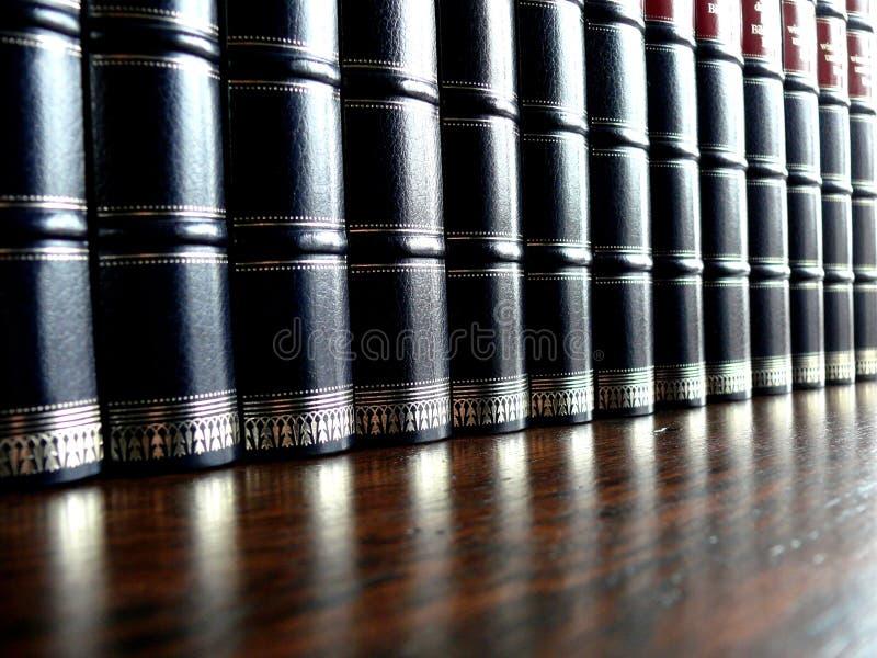 Encyclopédie photographie stock libre de droits