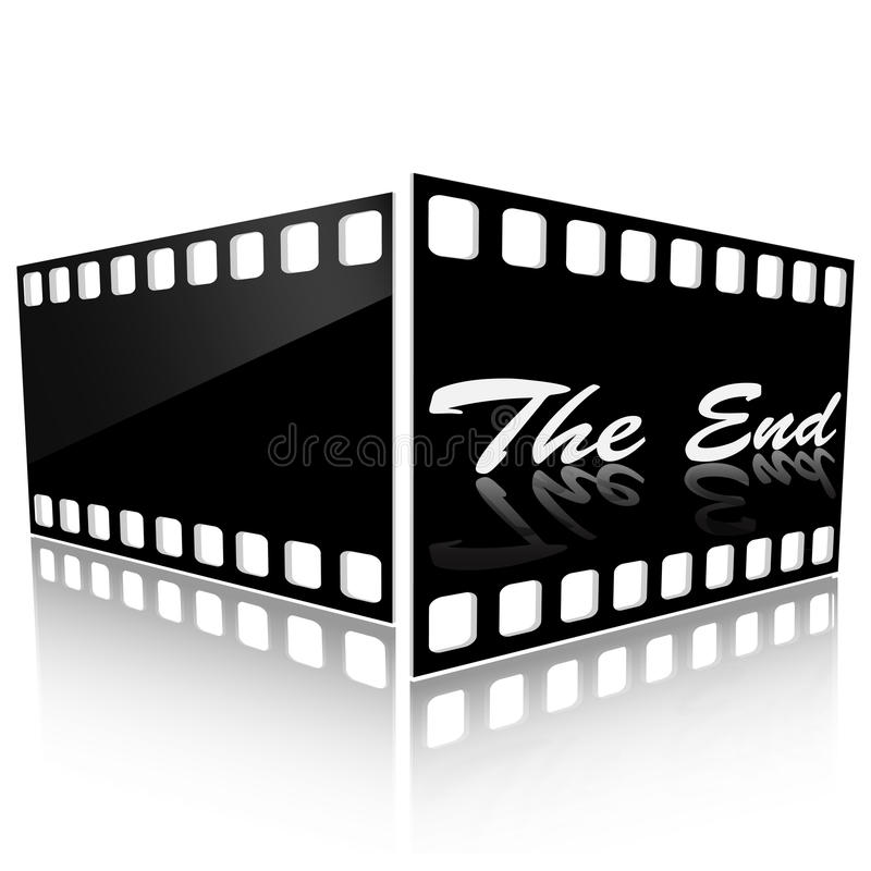 Download The End Royalty Free Stock Images - Image: 18184249