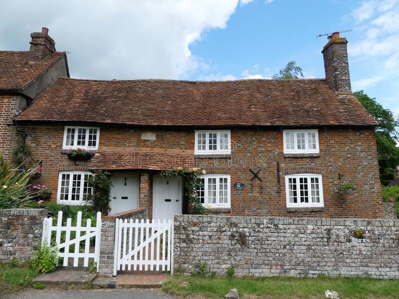 End Cottage, The Lee, Buckinghamshire stock photography
