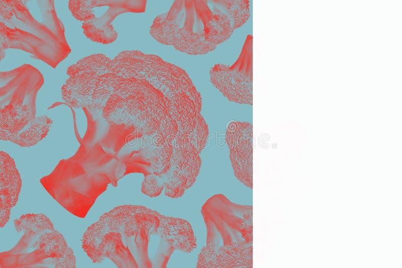 Endecha plana Concepto de la naturaleza Concepto sobrenatural Colores ultravioletas Diseñe para los folletos, carteles, cubiertas fotos de archivo libres de regalías