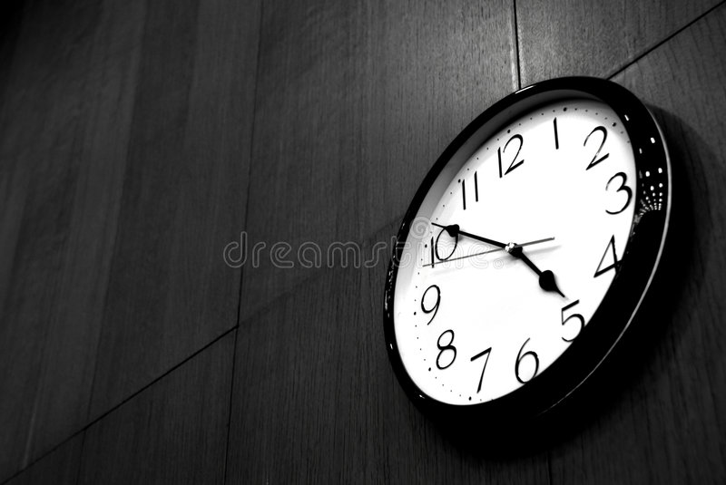 Download Ending Working Time.. stock photo. Image of clock, timer - 3549436