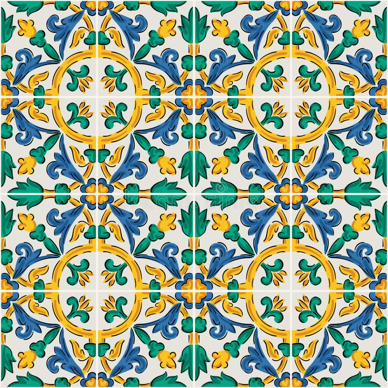 Free Endless Pattern With Geometric Motif, Vector Decor Royalty Free Stock Photo - 162972835