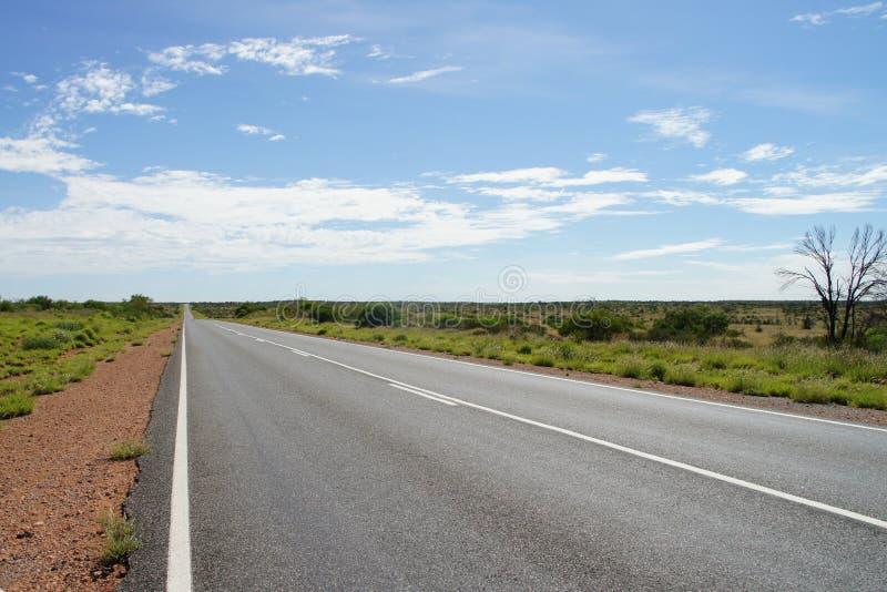 Endless road stock photos
