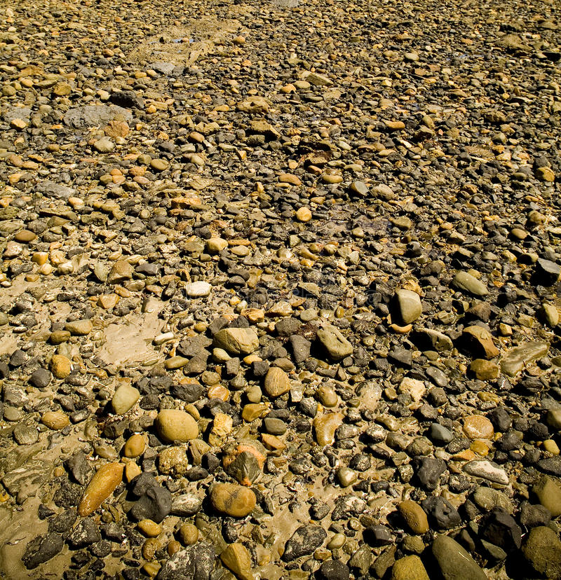 Endless Rock Background. Rock textures in oranges and browns royalty free stock images