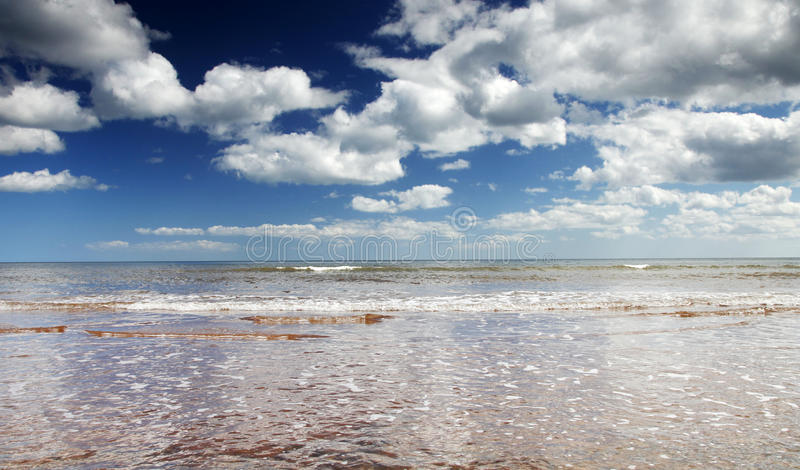 Download Endless Skies Over Sidmouth Beach Stock Photo - Image: 9649904
