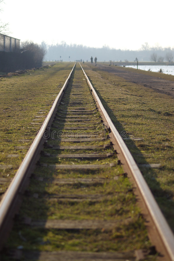 Free Endless Tracks Royalty Free Stock Photography - 491927
