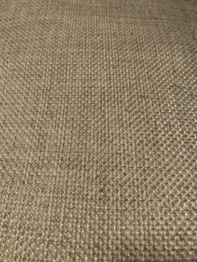 Endless wicker linen fabric background stock photos