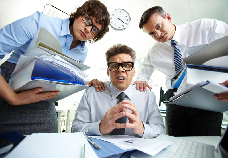 Download Endless work stock image. Image of business, collar, annual - 33381817