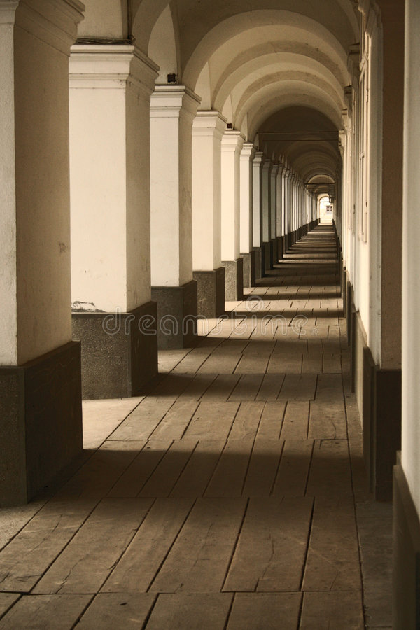 Download Endlessness imagen de archivo. Imagen de perspectiva, negro - 1282401