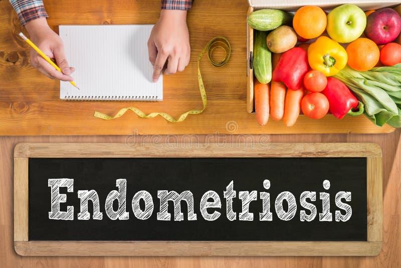 Endometriosis foto de archivo
