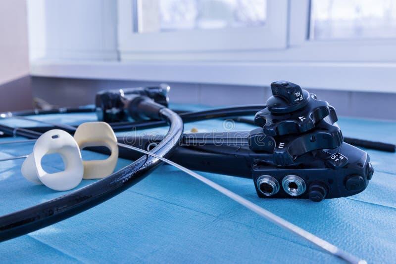 Endoscope стоковое изображение