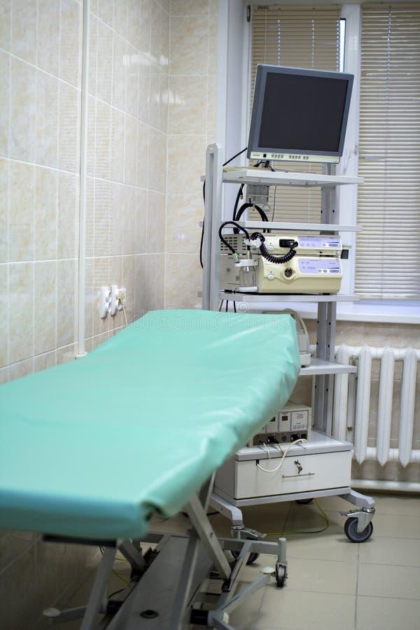 Endoscopy Department: Endoscopy Department In The Hospital.Hospital Room With