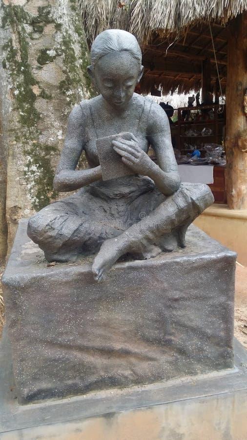 Endroit populaire sri-lankais photos stock