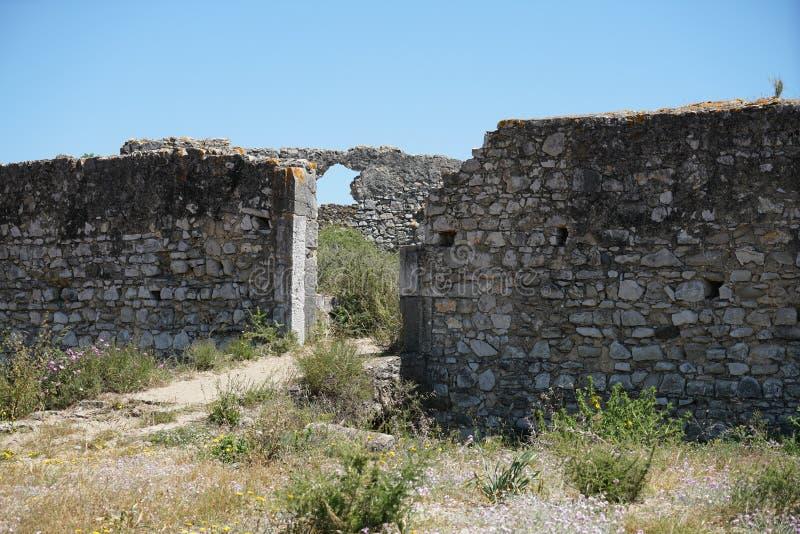 Endroits abandonnés photographiés avec la grandes résolution et acuité images libres de droits