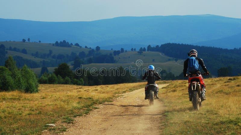 Enduro Riders Editorial Photo