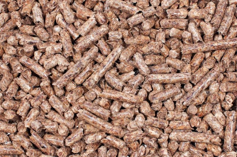Energía alternativa - biomasa fotos de archivo