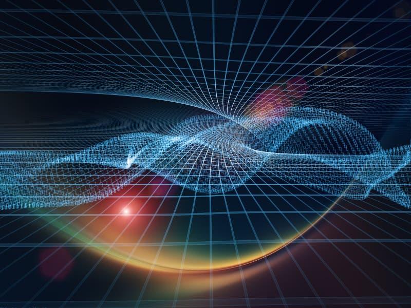 Energía de la geometría libre illustration