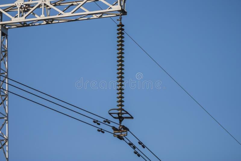 Energía eléctrica imagenes de archivo