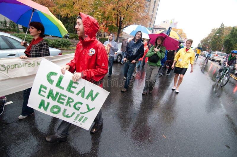 Energía limpia ahora foto de archivo libre de regalías