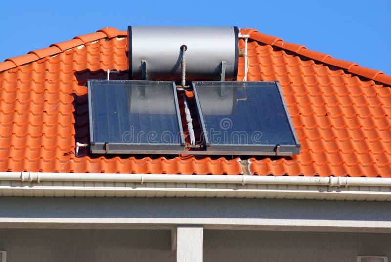 Energía solar imagenes de archivo