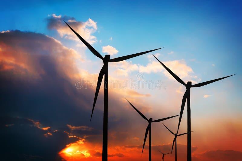 Energía y el ambiente imagen de archivo libre de regalías
