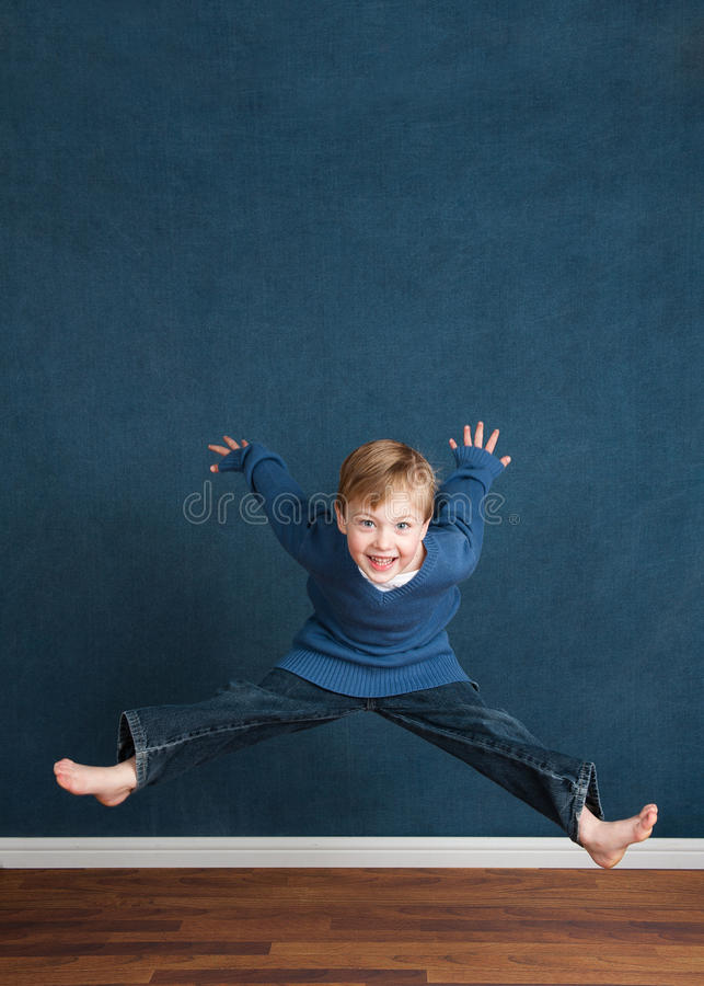 Download Energetic Child stock image. Image of child, silly, play - 18191239