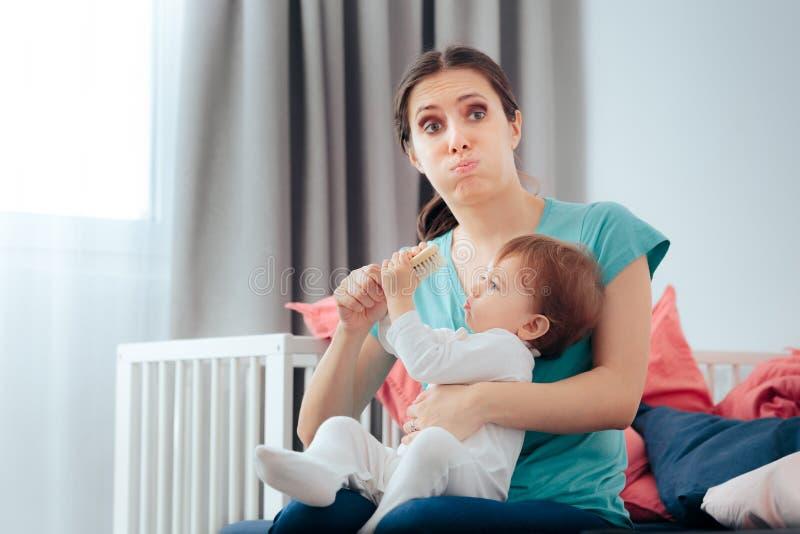 Feeling overwhelmed mom single 7 Things