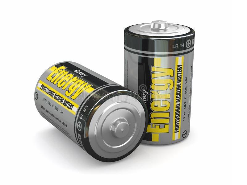 Download Energetyczne baterie ilustracji. Obraz złożonej z capacitance - 27107235