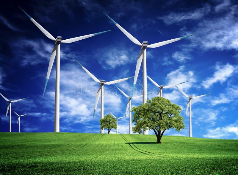 Energetyczni wymyślenia zdjęcie royalty free