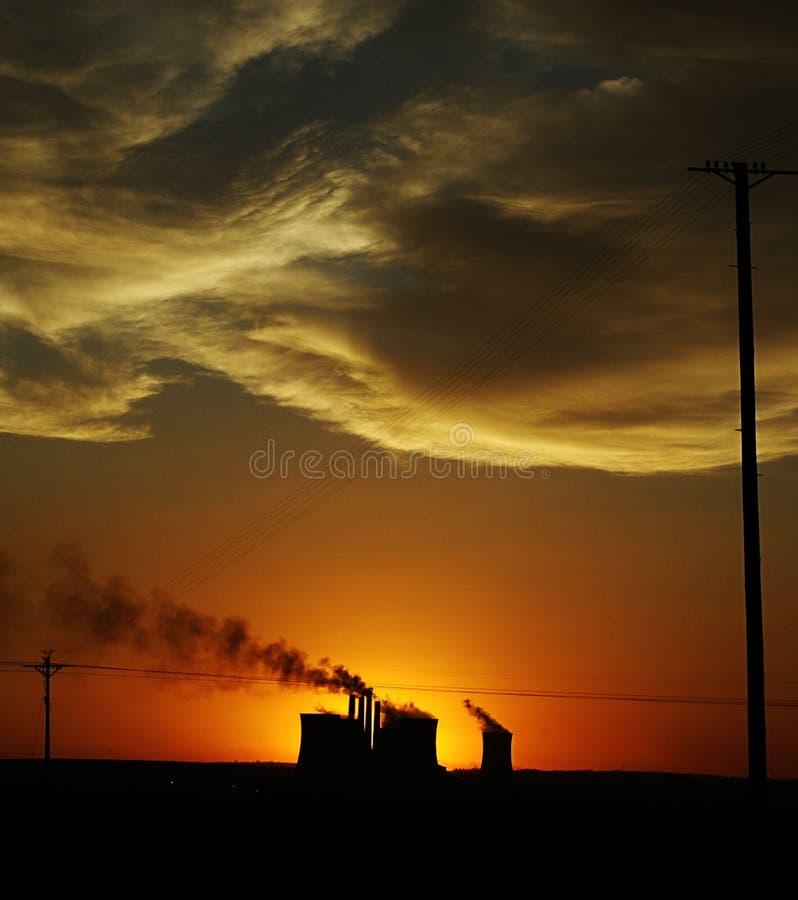 energetyczny pokolenie zdjęcie royalty free